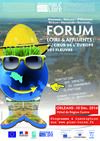 "Forum ""The Loire & its tributaries at the heart of the Europe of rivers"""
