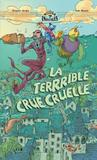 """La Terrrible Crue cruelle"", 7th story in the ""Mystérieux Mystères insolubles"" comic book series"