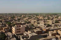 Mopti, a city between earth and water, urban analysis and proposals for development