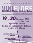 VINIFLORE, an educational and commercial event