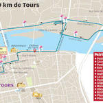 Heritage takes pride of place in the Tours 10&20K and the Touraine Loire Valley marathon