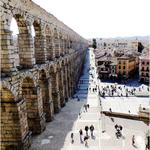 Old Town of Segovia and its aqueduct [Our Heritage]